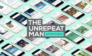 The UnRepeat Man